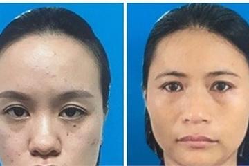 """Bắt 2 """"nữ quái"""" cầm đầu đường dây mang thai hộ tại Quảng Ninh"""