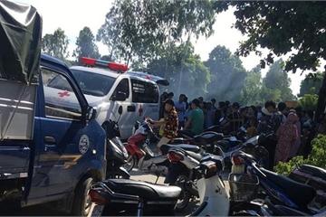 Em trai đâm anh tử vong trong 49 ngày cúng bố ở Thái Bình đã ra đầu thú