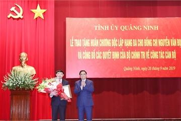 Bộ Chính trị chuẩn y ông Nguyễn Xuân Ký giữ chức vụ Bí thư Tỉnh ủy Quảng Ninh