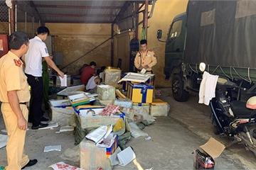 Quảng Ninh: Phát hiện hơn 3.000 điện thoại, máy tính không có nguồn gốc