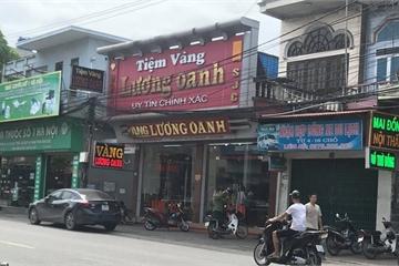 Vụ thanh niên dùng súng cướp tiệm tại Quảng Ninh qua lời kể của các nhân chứng