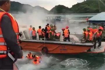 Quảng Ninh: Tạm giữ hình sự các đối tượng cản trở, ném bom xăng vào đoàn cưỡng chế