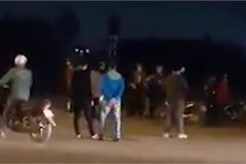 Nhóm thanh niên chống đối, tấn công CSCĐ Hải Phòng trong đêm