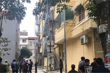 Hải Dương: Rơi từ ban công tầng 6 xuống đất, nữ sinh viên tử vong thương tâm
