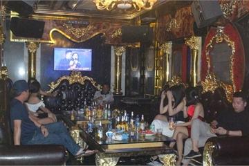 Bất chấp 'lệnh cấm', nhiều quán karaoke ở Hải Phòng vẫn lén lút hoạt động