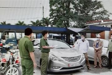 """3 người trốn trạm kiểm soát dịch """"đột nhập"""" vào Hải Phòng bị cách ly 14 ngày"""