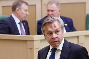 """Thượng nghị sĩ Nga mỉa mai việc Ukraine lôi kéo Mỹ và NATO """"đòi lại"""" Crimea"""