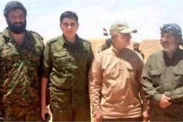 """""""Tay chân"""" thân cận của tướng Qasem Soleimani thiệt mạng ở Aleppo"""