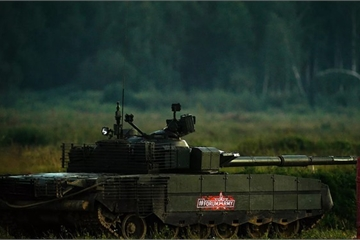 """Xe tăng """"khủng nhất"""" của Nga vượt qua thành công các bài kiểm tra cấp nhà nước"""
