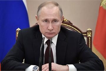 Tổng thống Putin một lần nữa cảm ơn Mỹ vì đã giúp ngăn chặn vụ tấn công khủng bố