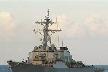 Tàu khu trục của Hải quân Mỹ vào Biển Đen làm gì?