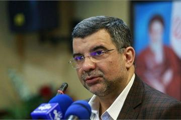 Video Thứ trưởng Y tế Iran liên tục ho, vã mồ hôi vì nhiễm Covid-19