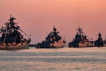 Phớt lờ Ukraine, Nga tăng cường hiện diện ở Biển Đen