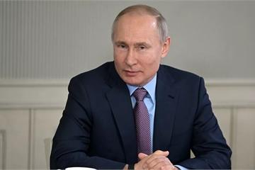 Tổng thống Vladimir Putin: Lãnh đạo nước Nga là định mệnh