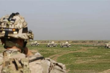 Mỹ không kích kho vũ khí của Kataib Hezbollah, đáp trả vụ tấn công vào căn cứ Taji