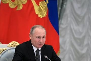 Tổng thống Nga Putin chính thức công bố ngày tổ chức bỏ phiếu sửa đổi Hiến pháp