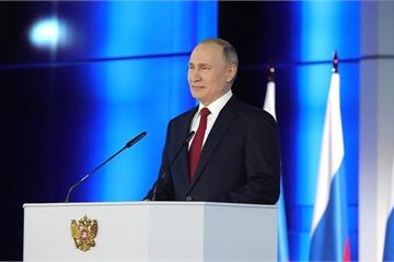 """Tổng thống Nga Putin quyết định gia hạn """"những ngày không làm việc"""" đến 30/4"""