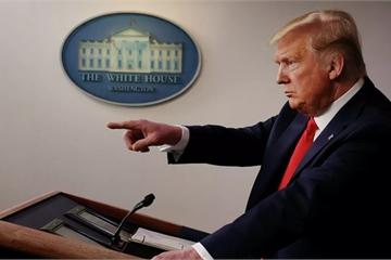 Ông Trump ký sắc lệnh quan trọng về đảm bảo khai thác tài nguyên trên Mặt Trăng
