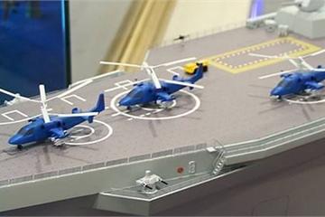 Nga đóng hai tàu sân bay đổ bộ vạn năng tại Crimea trị giá 100 tỉ ruble