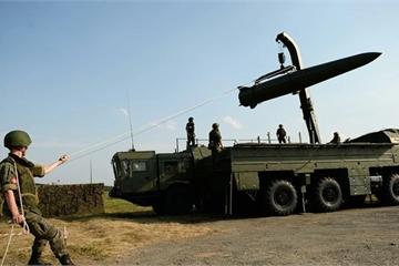 """Hệ thống Iskander của Nga sẽ khiến NATO """"đứng ngồi không yên"""""""