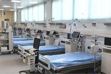 Nga khai trương bệnh viện truyền nhiễm, tiếp nhận bệnh nhân từ tuần sau