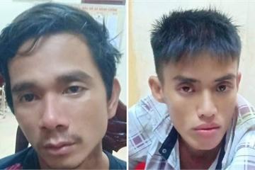 Tạm giam 2 đối tượng cướp giật tài sản của nữ công nhân ở Quảng Nam