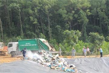 Quảng Nam: Công ty xin lỗi, dân mở đường cho xe vào bãi rác sau 3 tháng cấm cửa
