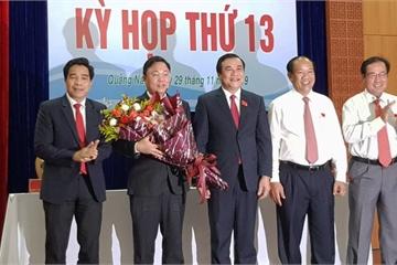 Phó Chủ tịch UBND tỉnh Quảng Nam được bầu giữ chức Chủ tịch UBND tỉnh