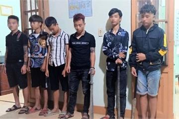 """Quảng Nam: Kịp ngăn 20 thanh niên mang hung khí định """"giải quyết"""" gần nghĩa trang"""