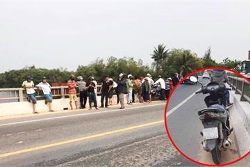"""Quảng Nam: Sự thật """"khó đỡ"""" về tin giả thanh niên bỏ xe nhảy cầu Bà Rén trên MXH"""