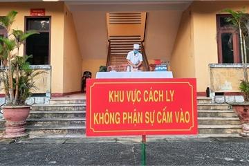 """Quảng Nam: Đăng tin nhảm """"2 gia đình bị cách ly"""", 1 phụ nữ bị xử phạt 12,5 triệu đồng"""