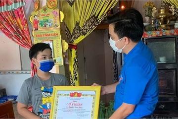 Quảng Nam: Nam sinh lớp 6 đập heo đất ủng hộ 2 triệu đồng chống dịch Covid-19
