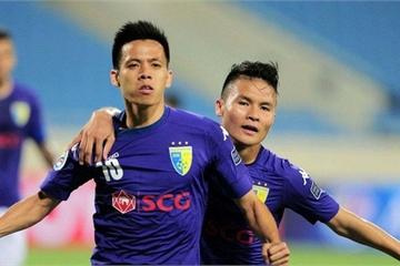 Văn Quyết ghi bàn phút cuối trận, Hà Nội FC bước vào trận play-off AFC Cup