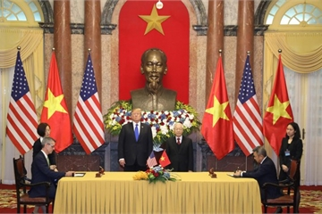 Hàng không Việt Nam ký kết hợp đồng tỷ USD dịp Thượng đỉnh Mỹ - Triều