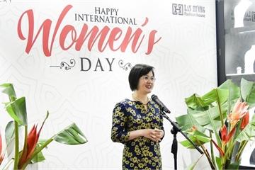 Bộ Ngoại giao và cộng đồng ASEAN tổ chức gặp mặt nhân dịp Quốc tế Phụ nữ