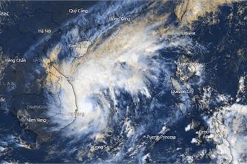 Bình Thuận sẵn sàng ứng phó bão số 5