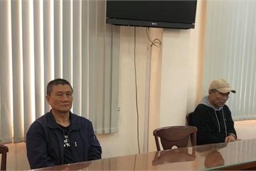 TP.HCM: Bắt khẩn cấp 2 người Đài Loan trong đường dây ma túy hơn 1,1 tấn