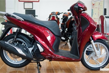 Bảng giá xe máy Honda 2019 mới nhất tháng 2/2019
