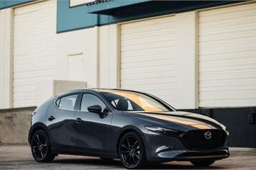 Chưa kịp ra mắt ở Việt Nam, Mazda3 đã được nâng cấp