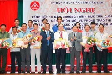 Đắk Lắk: Thành phố Buôn Ma Thuột đã hoàn thành xây dựng nông thôn mới