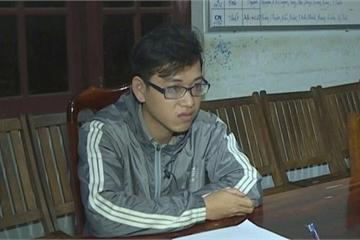 Điện thoại của đối tượng vào trường dâm ô nữ sinh ở Đắk Lắk chứa nhiều clip đồi trụy