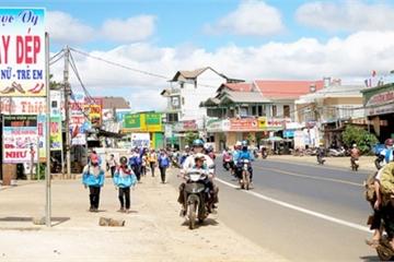 Đắk R'lấp phấn đấu thành huyện NTM đầu tiên của Đắk Nông