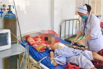 Đắk Nông: Điều dưỡng hiến máu giúp cháu bé bị bê tông đè vượt qua nguy kịch