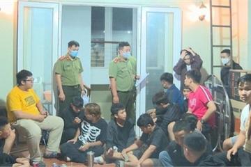 """Đắk Lắk: Phạt 20 triệu đồng tiệm internet mở cửa phục vụ hàng chục """"game thủ"""""""