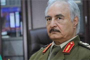 "Rút quân khỏi Libya, Mỹ ""trải thảm đỏ"" cho quân Haftar chiếm Tripoli?"