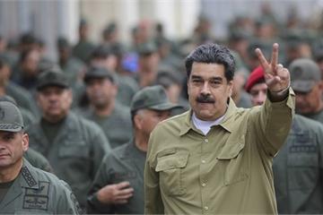 Venezuela vừa đập tan một âm mưu đảo chính nữa?