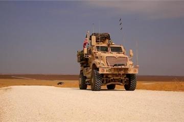 Vừa vào Iraq, binh lính Mỹ rút quân từ Syria bị 'xua đuổi' không thương tiếc