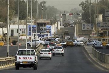 Vừa tiêu diệt thủ lĩnh tối cao IS, đại sứ quán Mỹ bị đánh bom ở Iraq