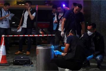 Hong Kong: Chính trị gia bị cắn đứt tai trong bạo động