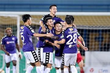 Hà Nội FC, B.Bình Dương vào Tứ kết Cúp quốc gia sau đại thắng ở vòng 1/8